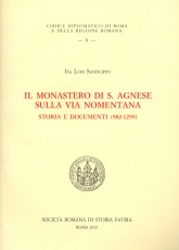 Codice Diplomatico di Roma e della regione romana