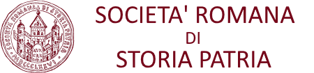 SOCIETA' ROMANA DI STORIA PATRIA